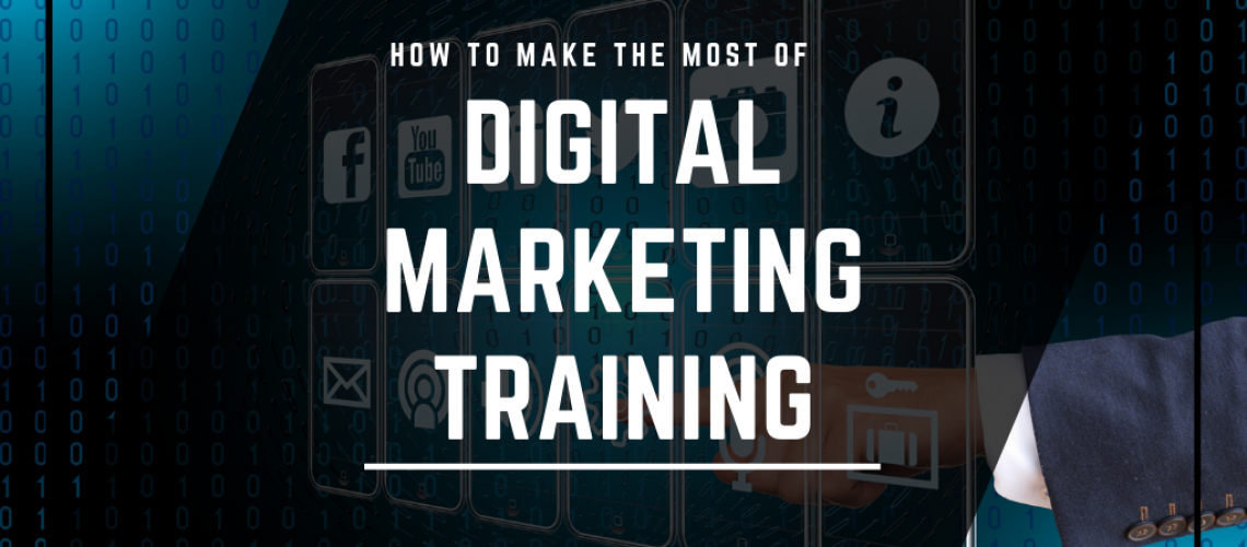 How to make the most of digital marketing training in Belfast by Alchemy Digital Training